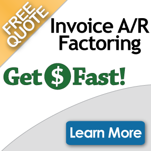 Invoice A/R Factoring Free Quote